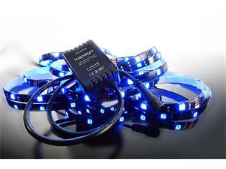 Kapego LED Mixit Set RF 5050-75-RGB-2,5m-Silikon