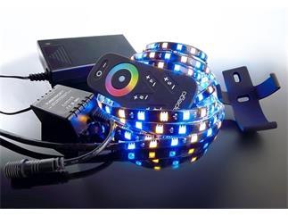 Kapego LED Mixit Set RF 5050-150-RGB+2700K-2,5m