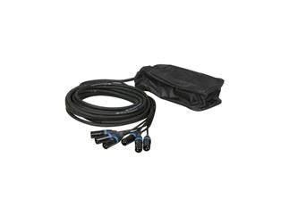 DAP-Audio CobraX 6 StageSnake Multicore XLR 10m