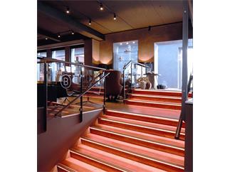 Reprofil Treppenstufen-Profil AL-02-10 für 10 - 11,3 mm LED Stripes, Silber-matt, eloxiert, 1000 mm