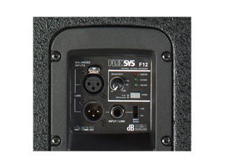 "dBTechnologies FLEXSYS F12 12""/1"" digital powered speaker 400W"