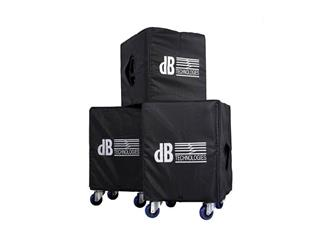 Transporthülle für dBTechnologies Sub 18 D