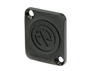 Neutrik Abdeckplatte / Dummy-Cover DBA-BL für Abmessungen der D-Serie