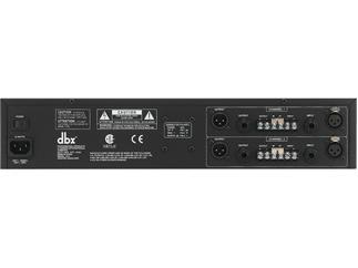 dbx 1215V Grafischer Equalizer, 2x 15-Band