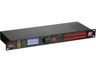 dbx AFS2 - Digitaler Signalprozessor zur Unterdrückung von Rückkopplungen