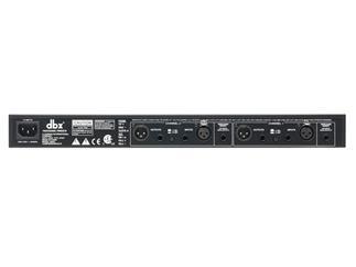 DBX 266 XS Dynamik-Prozessor 2-Kanal Kompressor/Limiter/Expander/Gate