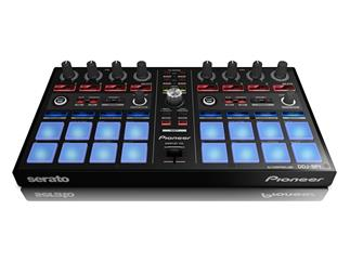 Pioneer DDJ-SP1 Add-on-DJ-Controller für Serato