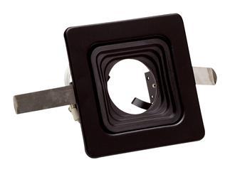 Einbaudownlight DL-74 feststehend für MR-16 Farbe: schwarz