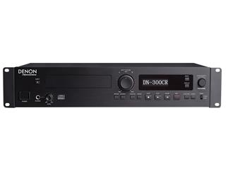 Denon Professional DN-300CR - Professioneller Audio CD-Recorder B-STOCK