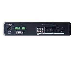 Denon Professional DN-333XAB - Professioneller 120W / 100V 11-Kanal Mischverstärker mit Bluetooth Empfänger