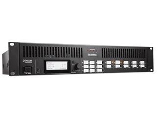 Denon Professional DN-508MXA - Professioneller 8-Zonen Mixer mit Browsersteuerung & 4-Zonen Verstärker