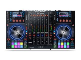 Denon DJ MCX8000 - 4-Kanal DJ Controller