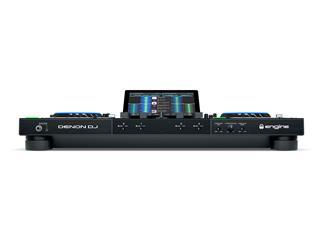 DENON DJ Prime 4 - 4-Deck Standalone DJ-System mit 10-Zoll Touchscreen