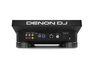 "DENON DJ SC5000M Prime - Professioneller DJ Media Player mit motorisiertem Plattenteller und 7"" Multi-Touch Display"