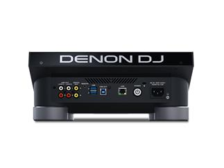 "DENON DJ SC5000 Prime - Professioneller DJ Media-Player mit 7"" Multi-Touch Display"