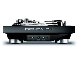 DENON DJ VL12 Prime - Professioneller direktgetriebener Plattenspieler mit True Quartz Lock