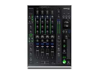 DENON DJ X1800 Prime - Professioneller 4-Kanal DJ Club Mixer