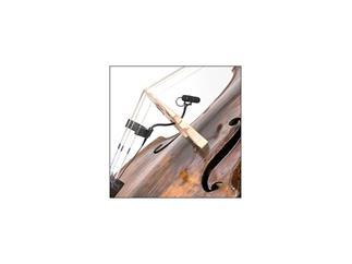 DPA d:vote 4099B Instrumentenmikrofon für Kontrabass, Superniere, flexible Halterung