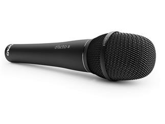 DPA d:facto II Gesangs-Kondensatormikrofon für kabelgebundenen Einsatz, Superniere
