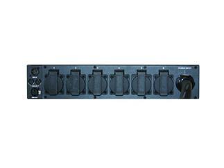 Botex DPX-620 III, 6 Kanal Digital Dimmerpack Schuko