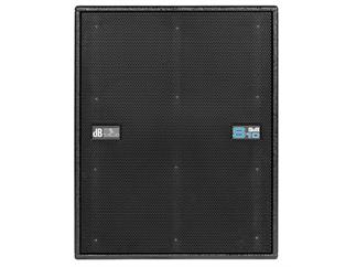 "dBTechnologies DVA S10 dp CER, 1x18"" digital powered SUB 1000W"
