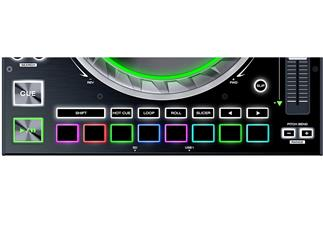 "Denon DJ SC5000 PRIME professioneller DJ Media Player mit 7"" Multi Touch Display"