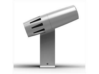 Derksen Phos 25 Grafiklichtwerfer - silber, Indoor Goboprojektor
