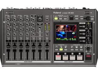 Roland Video Mixer VR-3EX - 4-Kanal Video/Audio-Mischer - DEMO