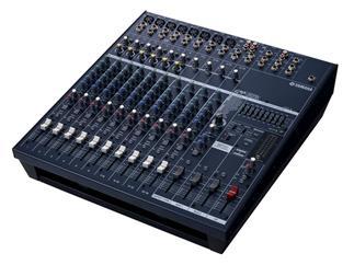 """Yamaha EMX 5014C, 14 Ch, 2 x 500W, 3-Band EQ, 19"""" einbaufähig"""