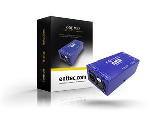 ENTTEC OPEN DMX ETHERNET (ODE) MK2