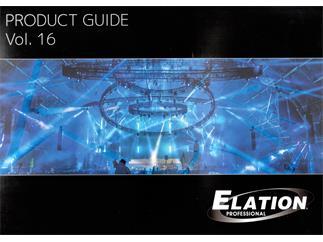 Katalog Elation Professional 2016