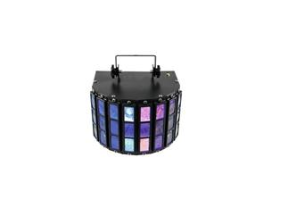 Eurolite LED Mini D-5 Strahleneffekt 6x3-W-LED RGBAW, Derby, Fächereffekt