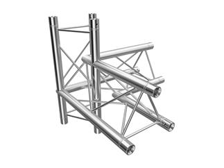 Global Truss F23 4-Weg Ecke C44
