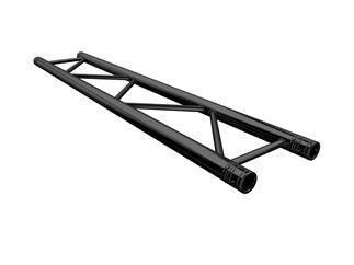 Global Truss F32 150cm, schwarz inkl. Konusverbinder