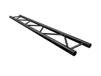Global Truss F32 200cm, schwarz inkl. Konusverbinder