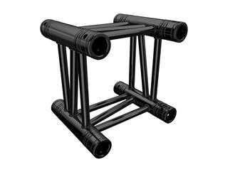 Global Truss F34 25cm, 4-Punkt inkl. Verbinder schwarz