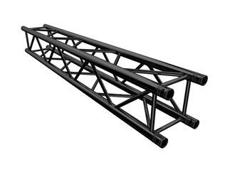 Global Truss F34 200cm, 4-Punkt inkl. Verbinder schwarz