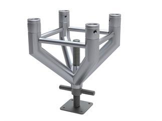 Global Truss F34 Spindel inkl. Konusverbinder