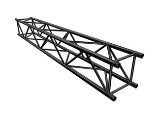 Global Truss F44 P 300cm stage black