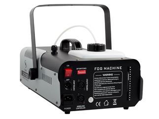 Flash Nebelmaschine FLZ-1500 DMX mit Funkfernbedienung