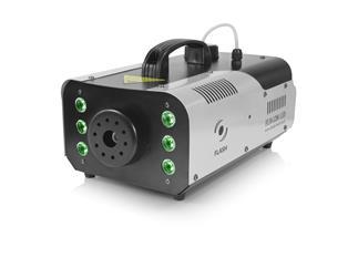 FLASH FLZ-1500 DMX Nebelmaschine + 3in1LED