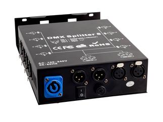 FLASH 8-Kanal DMX Splitter