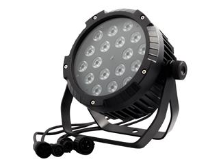 FLASH LED PAR64 18x10W RGBW 4in1 IP65 OUTDOOR MKIII