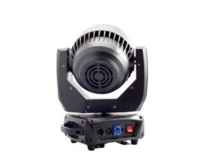FLASH 4x LED MOVING HEAD 19x15W RGBW ZOOM MKII + Case
