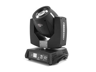 2x FLASH Moving Head 7R FL-233 BEAM MKII + CASE