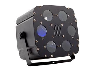 FLASH LED SIX HOLE RGB