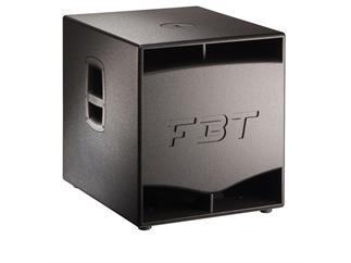 FBT ProMaxX 15 SA, schwarz 15 Zoll Subwoofer aktiv