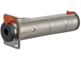 Quick Panelmount Adaptor 6,3 Jack Chassis Fem