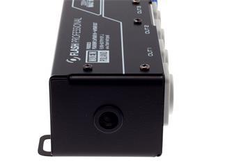 FlashPRO PowerBar mit Powercon Anschlüssen: 1x In 4x Out