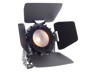 FlashPRO LED PAR 300W 6in1 RGBWA UV Wireles + Barndoors, WIRELESS DMX, mk2, COB-LED